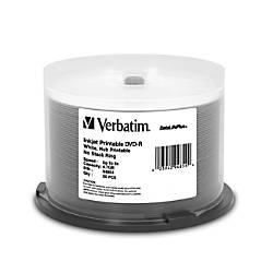Verbatim DVD R 47GB 8X DataLifePlus
