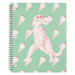 Divoga Happy Thoughts Spiral Notebook 8