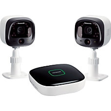 Panasonic DIY IndoorOutdoor Home Surveillance Camera