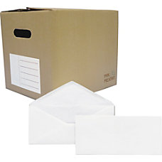Quality Park Preserve Envelopes 10 4