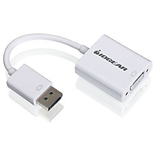 Iogear DisplayPort to VGA Adapter Cable