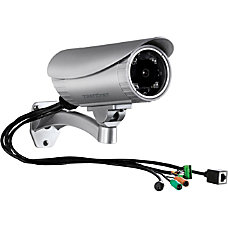 TRENDnet Outdoor PoE Megapixel DayNight Network