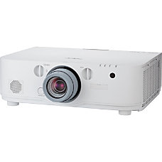 NEC Display NP PA621X LCD Projector