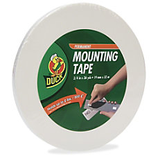 Duck Double sided Foam Mounting Tape