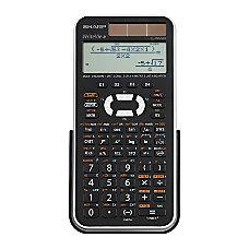 Sharp EL W516XBSL Scientific Calculator