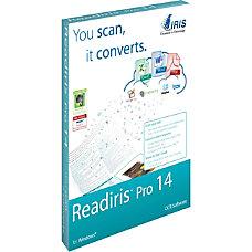 IRIS Readiris Pro 14 PC ESD