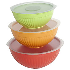 Nordic Ware 6 Piece Covered Bowl