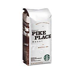 Starbucks Pike Place Ground Coffee 16