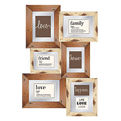 PTM Images Photo Frame Love Happiness