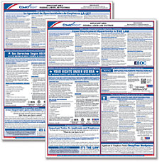 ComplyRight Federal Applicant Area Poster Bilingual