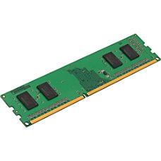 Kingston 2GB Module DDR3 1600MHz