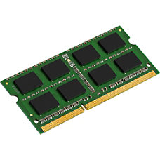 Kingston 4GB 1600MHz DDR3L Non ECC