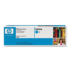 HP 822A Cyan Original Toner Cartridge