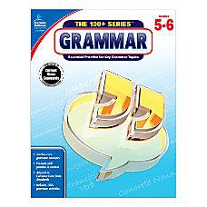 Carson Dellosa 100 Series Grammar Workbooks