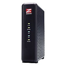 Zoom 5345 DOCSIS 30 Cable Modem