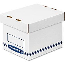 Bankers Box Organizers Small 12ctn External