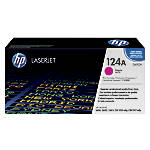 HP 124A Magenta Original Toner Cartridge
