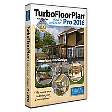 TurboFloorPlan Home Landscape Pro 2016 Download