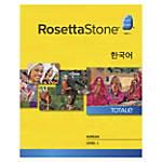 Rosetta Stone V4 Korean Level 1