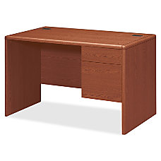 HON 10700 Series Small Office Desk