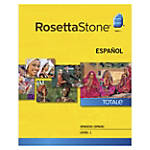 Rosetta Stone V4 Spanish Spain Level