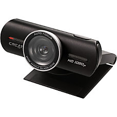 Creative Live Cam 73VF068000000 Webcam USB