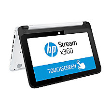 HP x360 Convertible Laptop 116 Touch