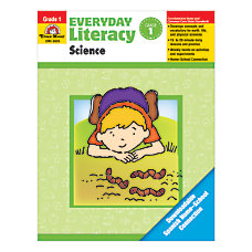 Evan Moor Everyday Literacy Science Grade