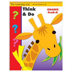 Evan Moor Learning Line Think And