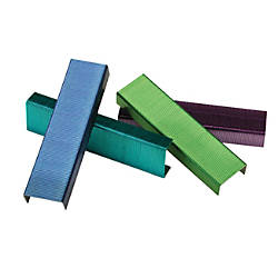 Swingline Color Bright Staples 14 Assorted