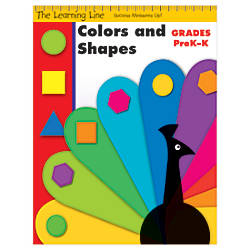 Evan Moor Learning Line Shapes And