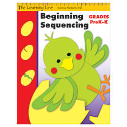Evan Moor Learning Line Beginning Sequencing