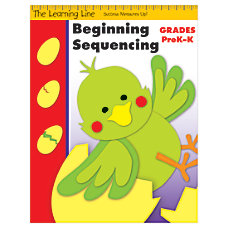 Evan Moor Learning Line Beginning Sequencing