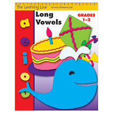 Evan Moor Learning Line Long Vowels
