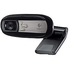 Logitech C170 Webcam 03 Megapixel 30