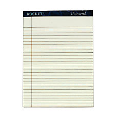 TOPS Docket Diamond 100percent Recycled Writing