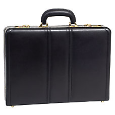 McKleinUSA Daley Business Attach Case Black
