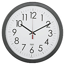 SKILCRAFT Quartz Movement Wall Clock 14