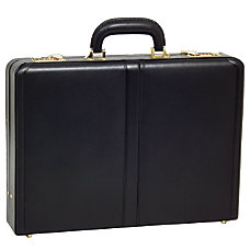 McKleinUSA Reagan Attach Case Black