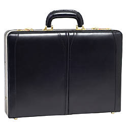 McKleinUSA LAWSON Attache Case Black