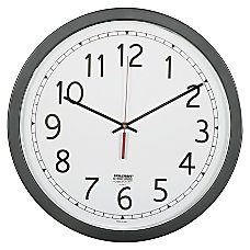 SKILCRAFT Quartz Movement Wall Clock 16