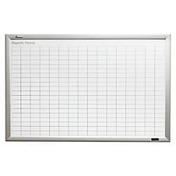 SKILCRAFT WorkPlan Magnetic Dry Erase White