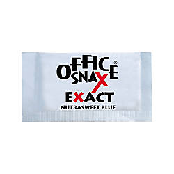 Office Snax Nutrasweet Blue Sweeteners Pack