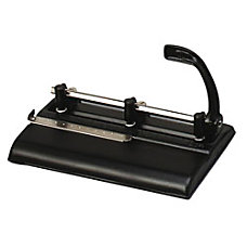 Master Medium Duty 3 Hole Punch