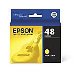 Epson 48 T048420 Yellow Ink Cartridge