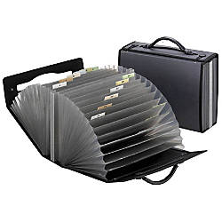 Pendaflex Professional Expanding Carrying Cases Letter