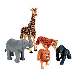 Learning Resources Jumbo Jungle Animals Grades