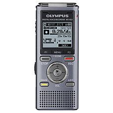 Olympus WS 822 GMT Digital Recorder