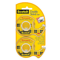 Scotch 137 Photo Safe Double Sided