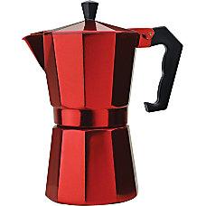 Primula 6 Cup Aluminum Stovetop Espresso